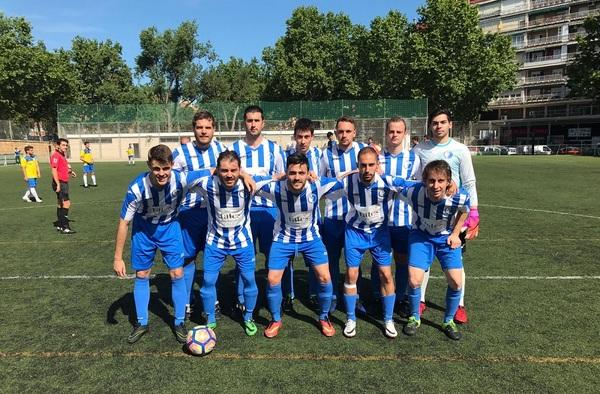 La Unión Deportiva Usera logra el ascenso a Segunda Regional en su primer año de competición