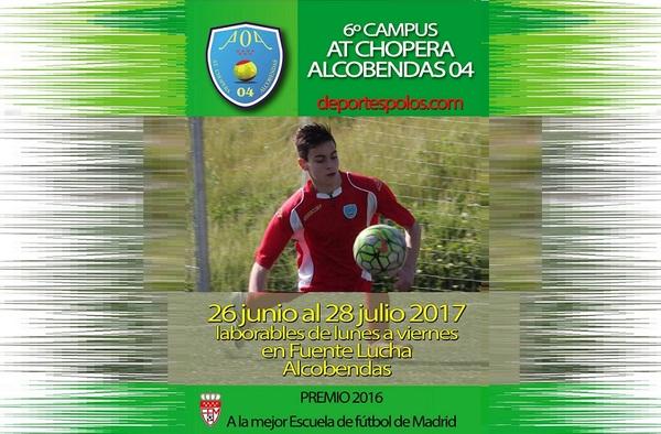 6 campus de verano at chopera alcobendas 04 del 26 de - Piscinas cubiertas alcobendas ...