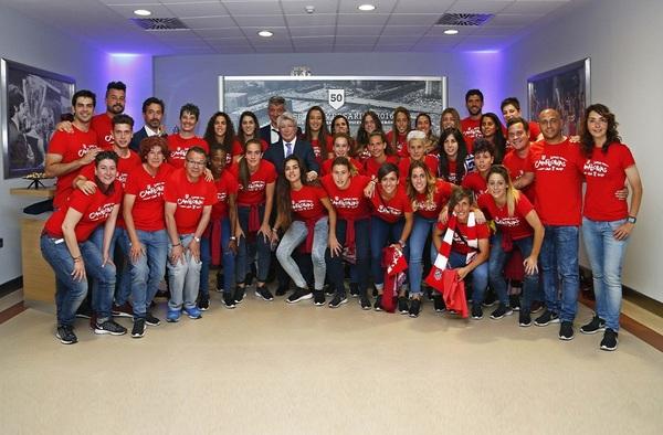 Resumen fútbol femenino: El Atlético de Madrid Campeón de Liga por primera vez en su historia