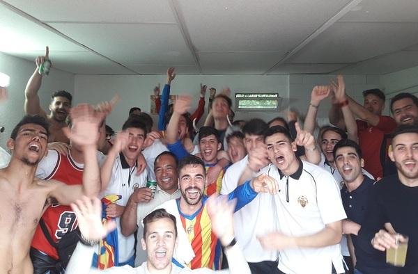 Los Yébenes San Bruno bajo la batuta de César Garzón regresan a Tercera División