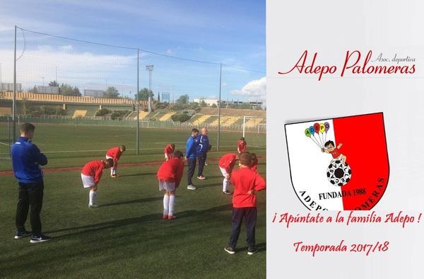 Días de acceso al Adepo Palomeras - ¡ Apúntate a la familia Adepo !