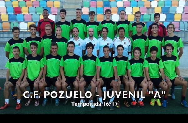 """Vídeo Homenaje al C.F. Pozuelo de Alarcón Juvenil """"A"""" - Temporada 2016/17"""