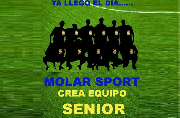 El C.D. Molar Sport crea su equipo Aficionado para la temporada 2017/18