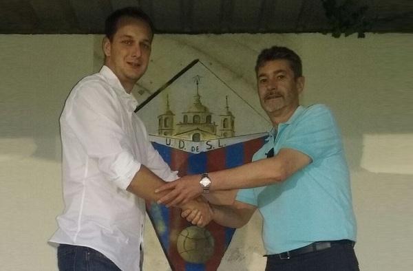 Joaquín Menchén es el nuevo entrenador del proyecto del U.D. San Lorenzo