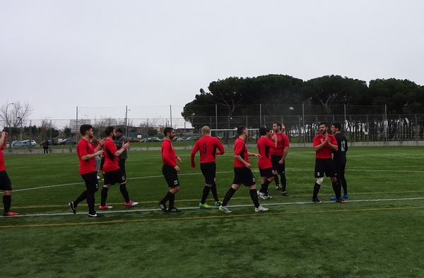 El C.D. San Ignacio de Loyola logra el ascenso a Primera Regional como uno de los mejores terceros de Segunda