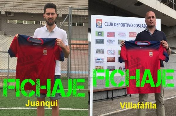 El C.D. Coslada se refuerza con tres nuevos fichajes para la temporada 2017/18
