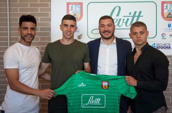 Primeras cuatro incorporaciones del nuevo proyecto del Alcobendas Levitt para la temporada 2017/18