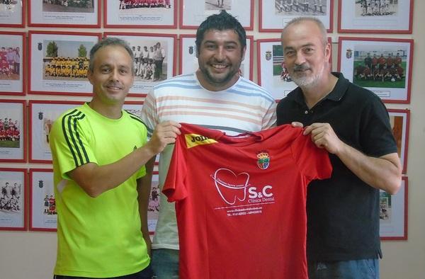 """El C.D. Cubas presenta a José Montero """"Chele"""", como nuevo entrenador para la campaña 2017/18"""