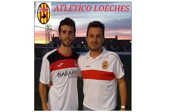 """David Bueno """"Chaky"""" se convierte en el primer refuerzo del Atlético Loeches"""