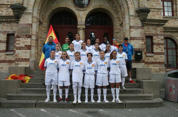 Gran participación de las chicas del CDAV San Nicasio en la Gothia Cup 2017