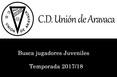 Unionaravacajuveniles1718p