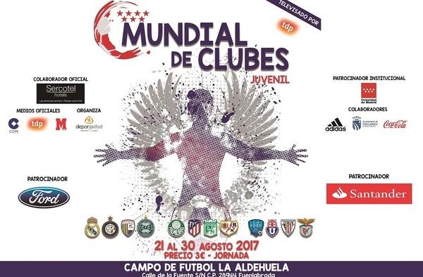 Todo listo para el Mundial de Clubes Juvenil en Fuenlabrada