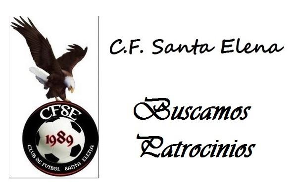 El C.F. Santa Elena, club modesto del barrio de Tetuán-Barrio del Pilar, busca patrocinios