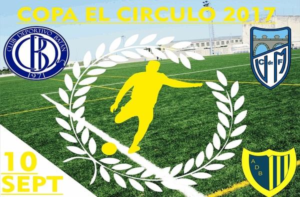 El domingo 10 de Septiembre se jugará la Copa El Círculo 2017
