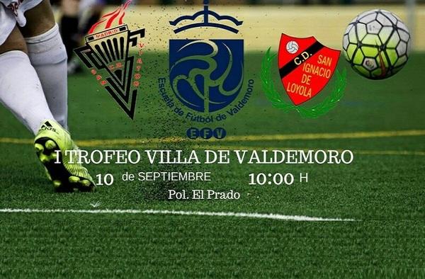 "I Trofeo Villa de Valdemoro ""La Buha"" - Domingo 10 de Septiembre 2017"