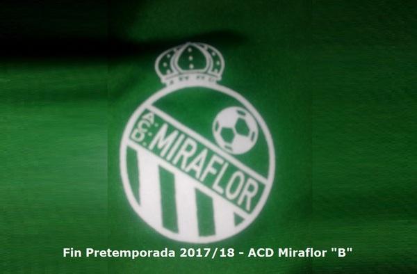 """El Miraflor """"B"""" logra tres victorias de tres en la pretemporada 2017/18"""