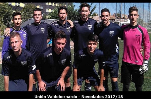Fichajes del C.D. Unión Valdebernardo para la temporada 2017/18