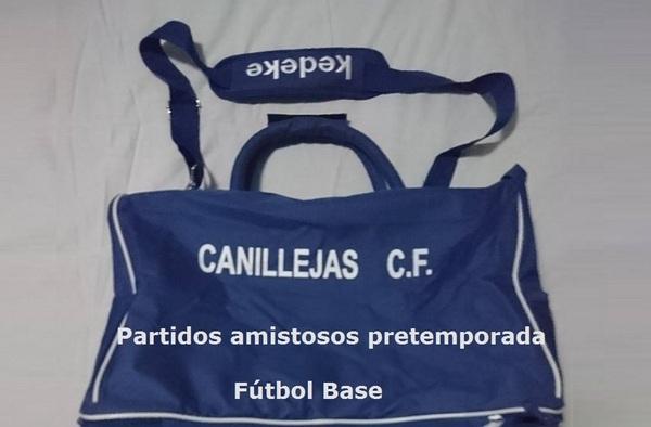 El Canillejas busca partidos amistosos para sus equipos Alevín, Infantil y Cadete - Temporada 2017/18
