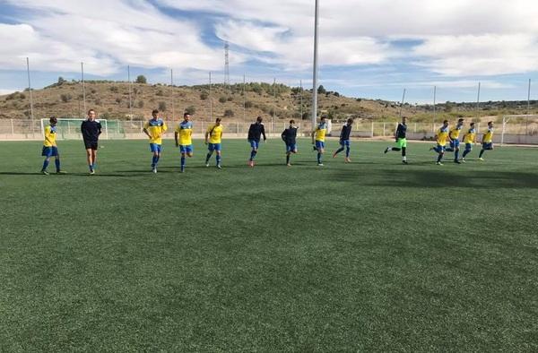 El C.F. Boca Junior de Arganda, equipo más goleador en la primera jornada de la temporada 2017/18
