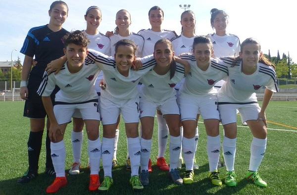 ¡¡¡ Tres equipos madrileños encabezan el grupo V de la 2ª División !!! - Temporada 2017/18