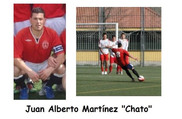 """Juan Alberto Martínez """"Chato"""", cuarto lesionado de gravedad en el C.D. Fuencarral"""