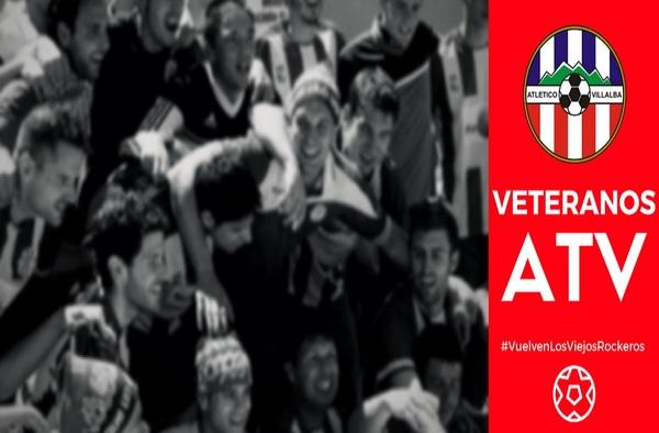 El Club Atlético Villalba crea el equipo de Veteranos ATV - Temporada 2017/18