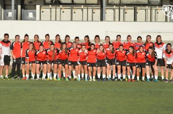 """¡¡ Atlético de Madrid """"A"""" líder en 1ª División Femenina y Rayo Vallecano """"B"""" en 2ª División !!"""