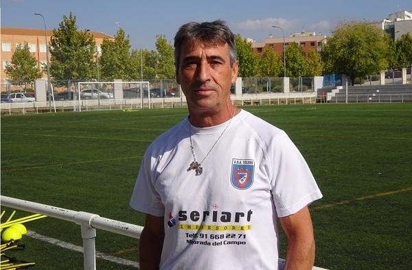 Entrevista a Alfonso García, entrenador del ADA Toledo Olivos (Temporada 2017/18)