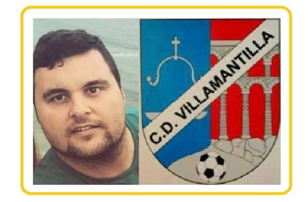 Entrevista a Dani García, entrenador del C.D. Villamantilla  (Temporada 2017/18)
