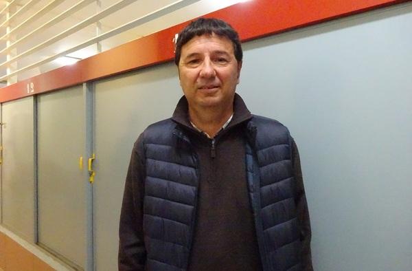 Entrevista a Mariano Madrid, entrenador del C.D. Unión Valdebernardo  (Temporada 2017/18)