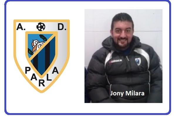 """Jony Milara y Álvaro Bernal, nuevos entrenadores de la A.D. Parla """"B"""""""