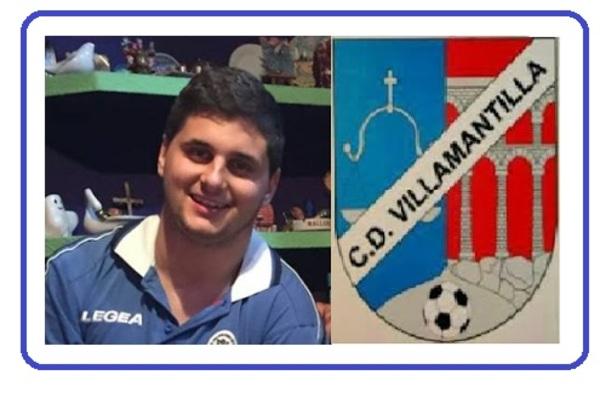 Entrevista a Alex García, jugador del C.D. Villamantilla (Temporada 2017/18)