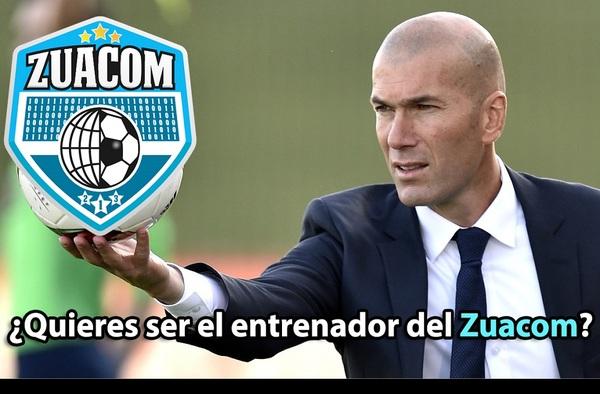 El Zuacom busca nuevo entrenador, proyecto con mucha visibilidad en Tercera Regional  - Temporada 2017/18
