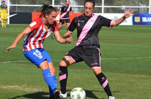 ¡¡ Derby Madrileño en 1ª División Femenina: Atlético de Madrid vs Rayo Vallecano !!