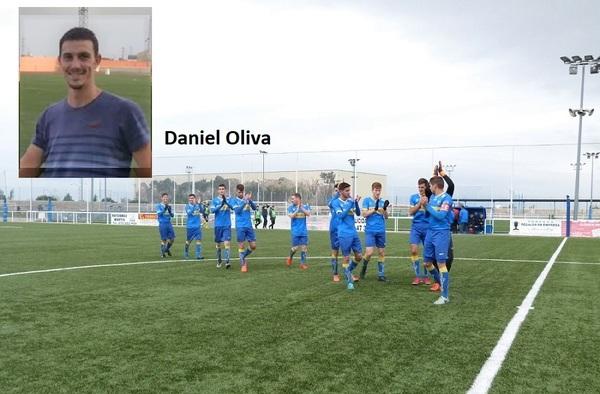 Daniel Oliva vuelve a estar a las órdenes de Óscar Fernández en el Lugo Fuenlabrada