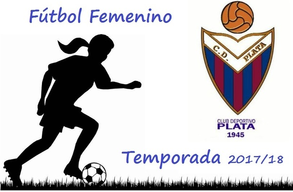 El C.D. Plata Femenino tiene plazas para jugar en la actual temporada