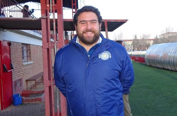 Entrevista a Juan Maestre, entrenador de la Escuela de Fútbol Madrid Sur  (Temporada 2017/18)