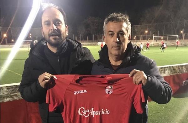 César Lucas y Alberto Fraile, los elegidos por el C.D. Latina para llevar las riendas del equipo
