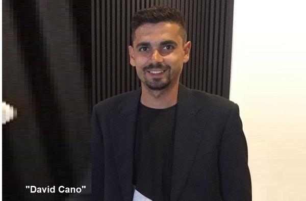 """David Cano, nuevo entrenador del Juvenil """"B"""" del Atlético de Pinto"""