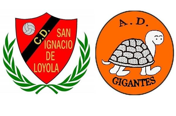 El San Ignacio de Loyola y el Gigantes se enfrentan en la jornada 16º del grupo 4º de Primera Regional