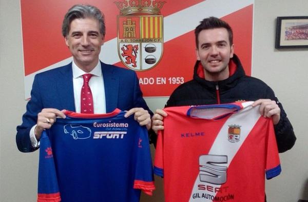 """Alberto Granados nombrado nuevo entrenador del Juvenil """"A"""" del AD Torrejón CF"""