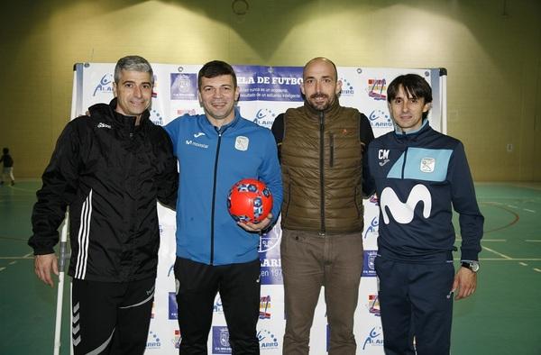 I Jornada de El Fútbol y El Equipo organizada por el C.D. Molareño