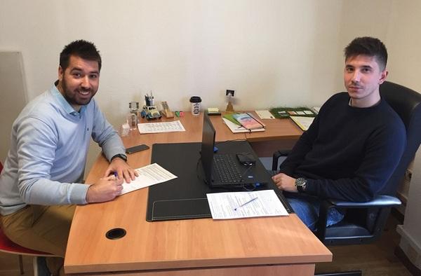 Juan Luis Mora regresa al Nuevo Versalles Loranca como manager general del primer equipo