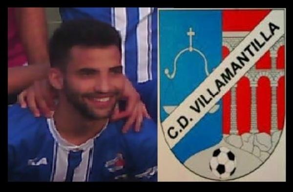 Entrevista a Jorge Moreno, jugador del C.D. Villamantilla  (Temporada 2017/18)