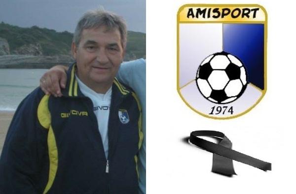 Fallece Manolo Galván Parada, el C.F. Amisport y el fútbol madrileño lloran su pérdida
