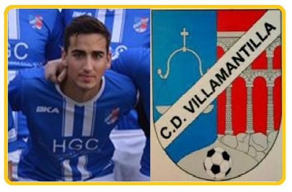 Entrevista a Mario Pérez, jugador del C.D. Villamantilla  (Temporada 2017/18)