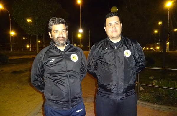 Entrevista a Fernando Gómez y Miguel Ángel García, entrenadores del Juvenil del A.D. Sporting Unión Madrid  (Temporada 2017/18)