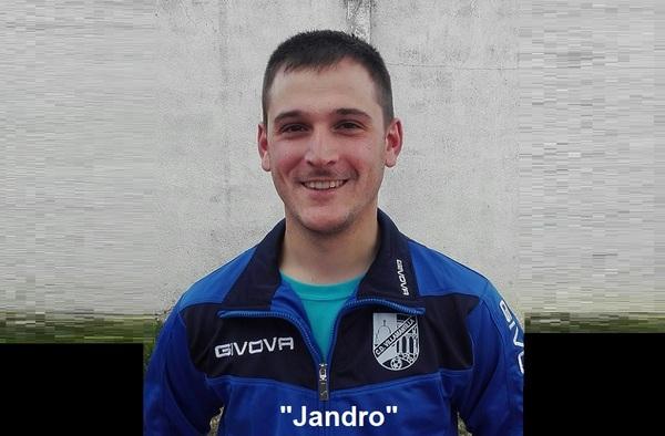 """Entrevista a Alejandro Gil """"Jandro"""", jugador del C.D. Villamantilla (Temporada 2017/18)"""