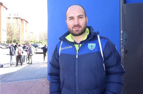 Entrevista a Manu Almodóvar, entrenador de la E.F. Usera  (Temporada 2017/18)