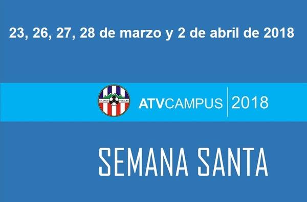 III Campus Semana Santa Atlético Villalba - 2018